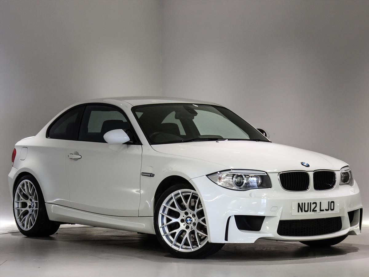 2012 BMW 1 SERIES COUPE: M 2dr | Peter Vardy
