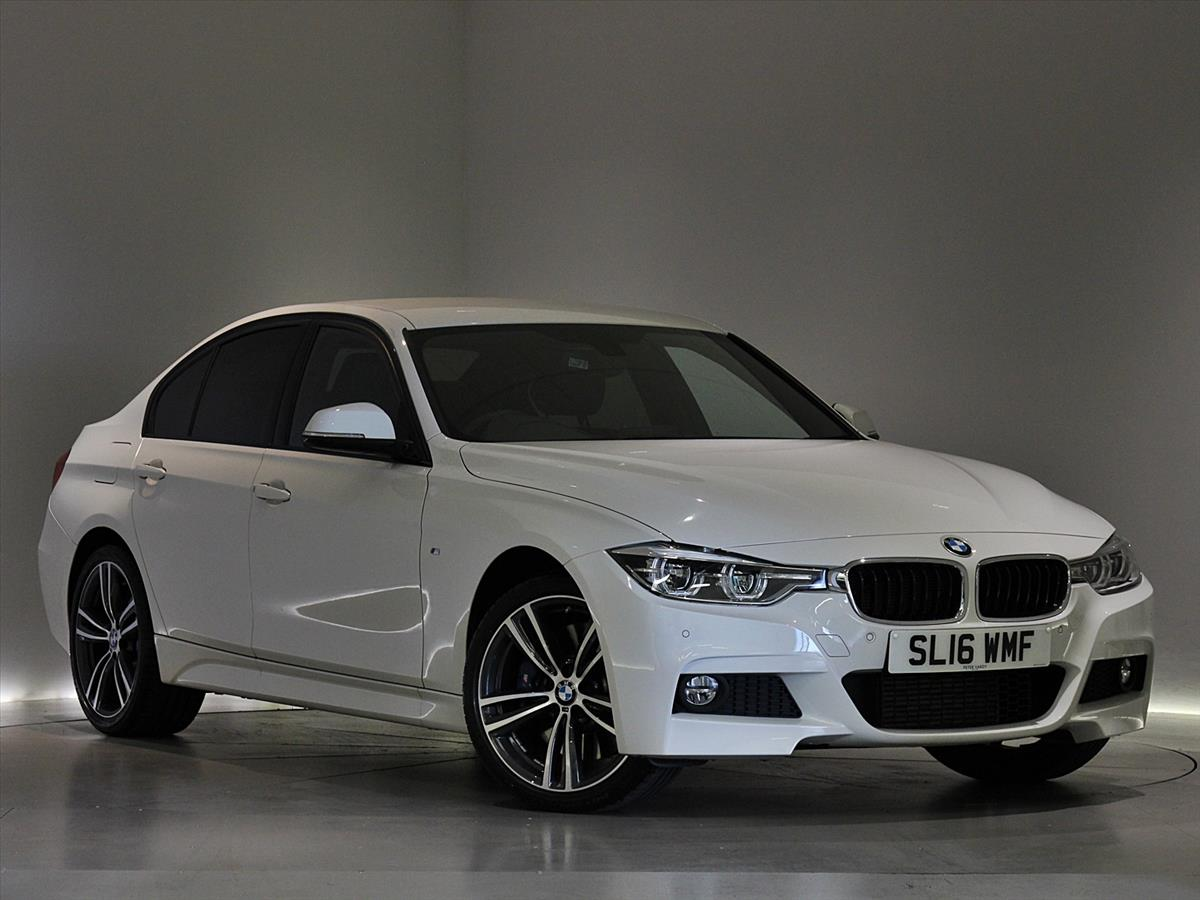 BMW SERIES DIESEL SALOON D XDrive M Sport Dr Step Auto - 330d bmw