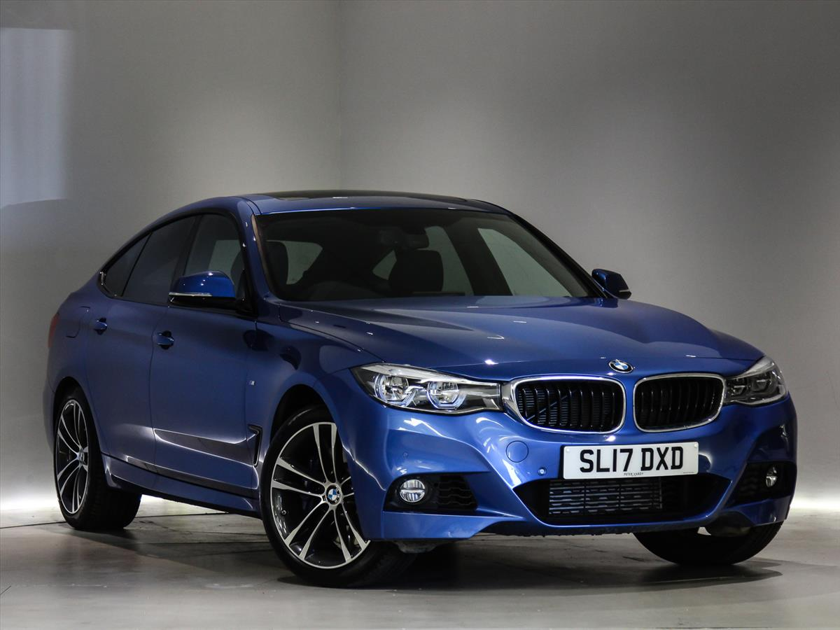 BMW SERIES GRAN TURISMO DIESEL HATCHBACK D XDrive M - Bmw 3 series hatchback