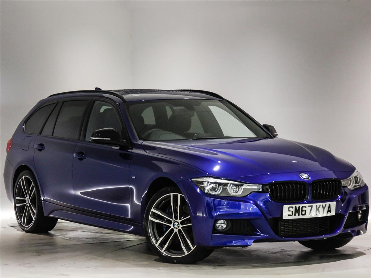 The 3 Series Touring Special Edition Online At Peter Vardy 9 More