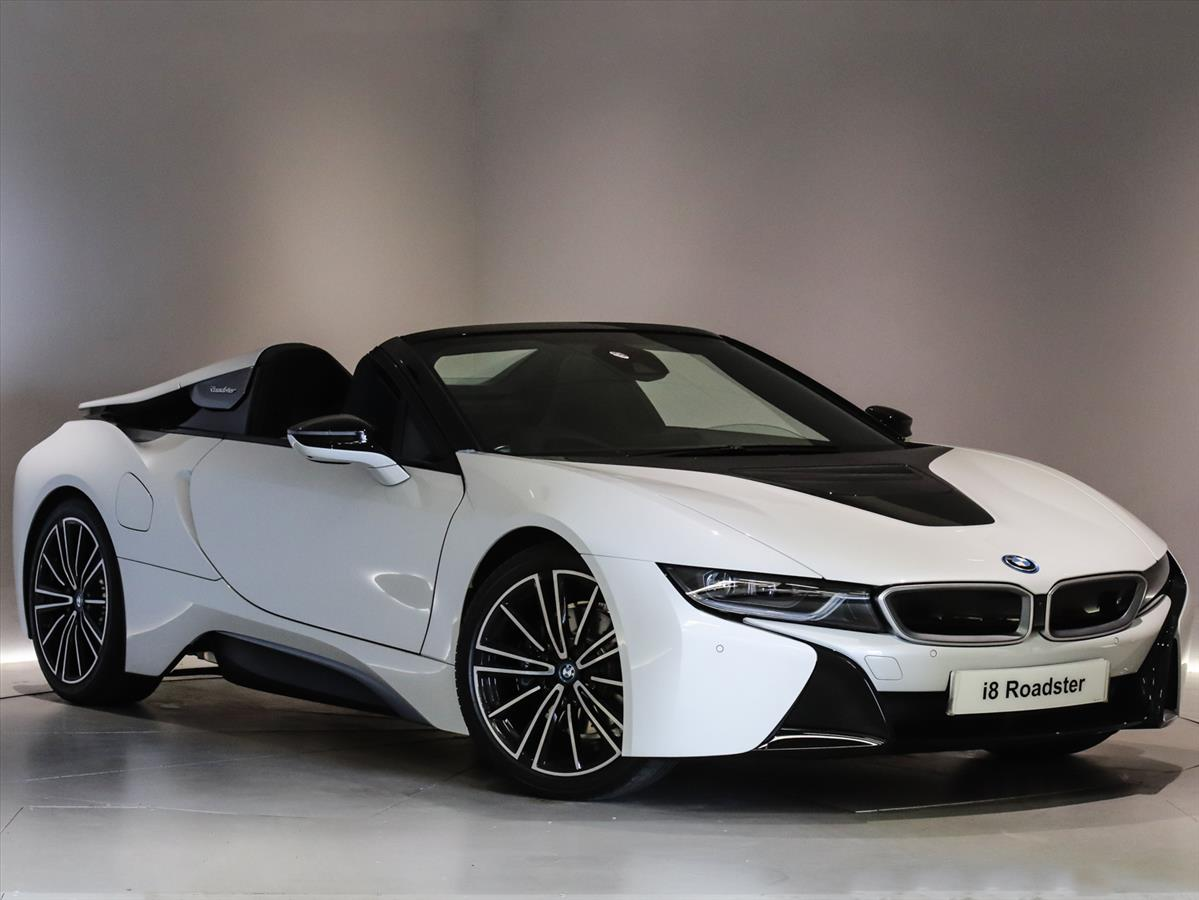 2018 Bmw I8 Roadster 2dr Auto Peter Vardy