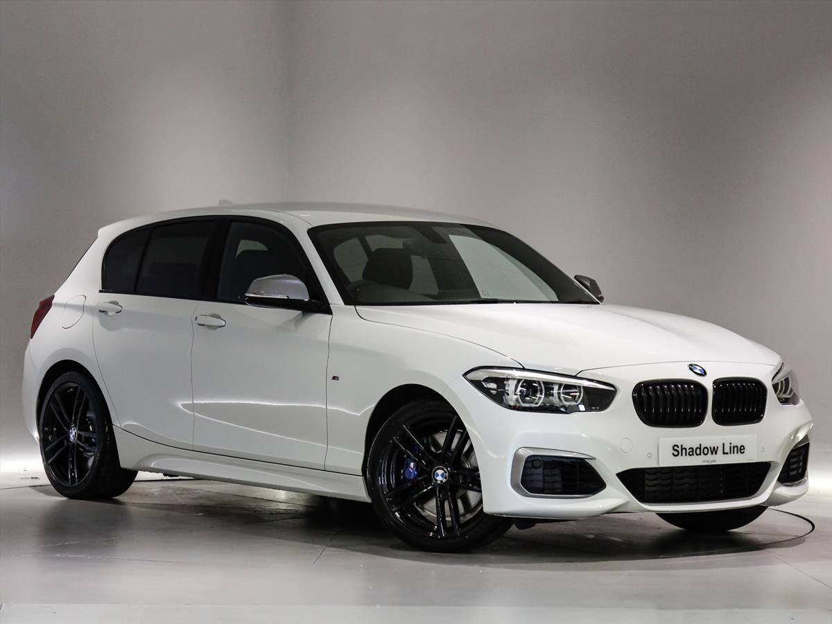 2017 BMW 1 SERIES HATCHBACK SPECIAL EDITION M140i Shadow Edition