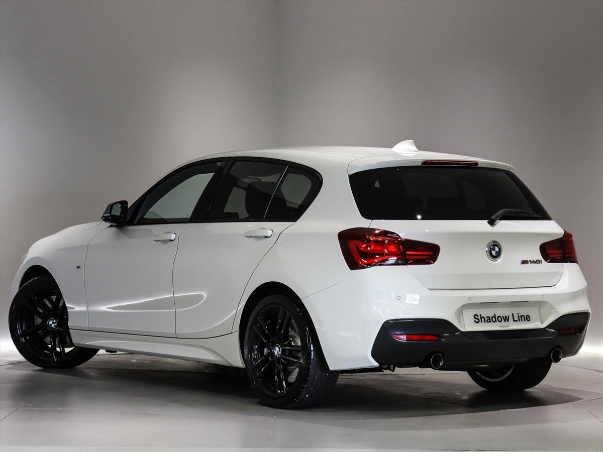 Buy The 1 Series Hatchback Special Edition Online At Peter Vardy