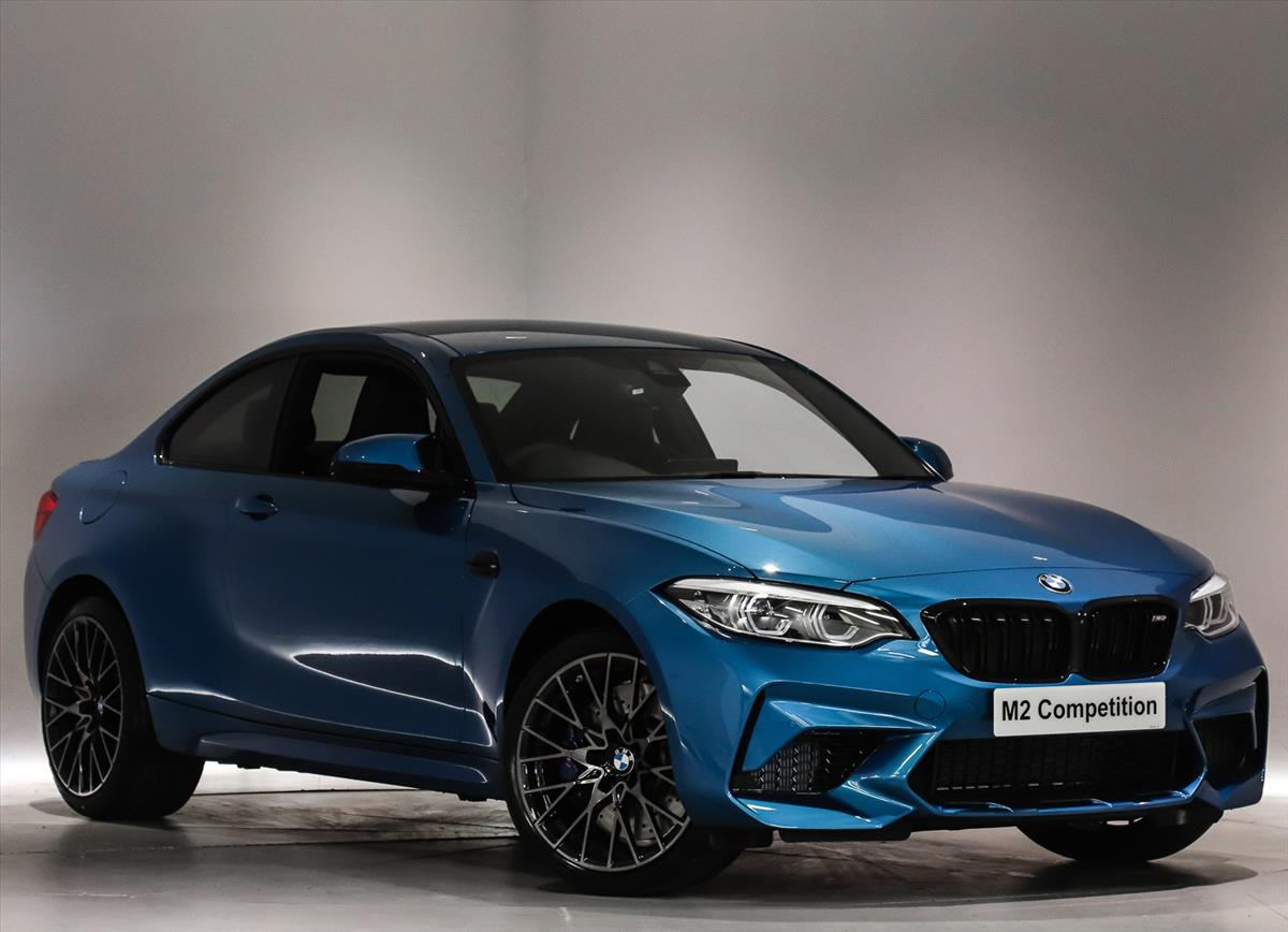 2018 Bmw M2 Coupe M2 Competition 2dr Dct Peter Vardy
