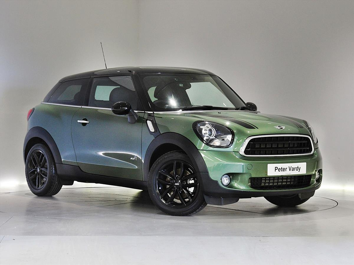 2016 MINI PACEMAN DIESEL COUPE: 1.6 Cooper D 3dr [Chili Pack ...