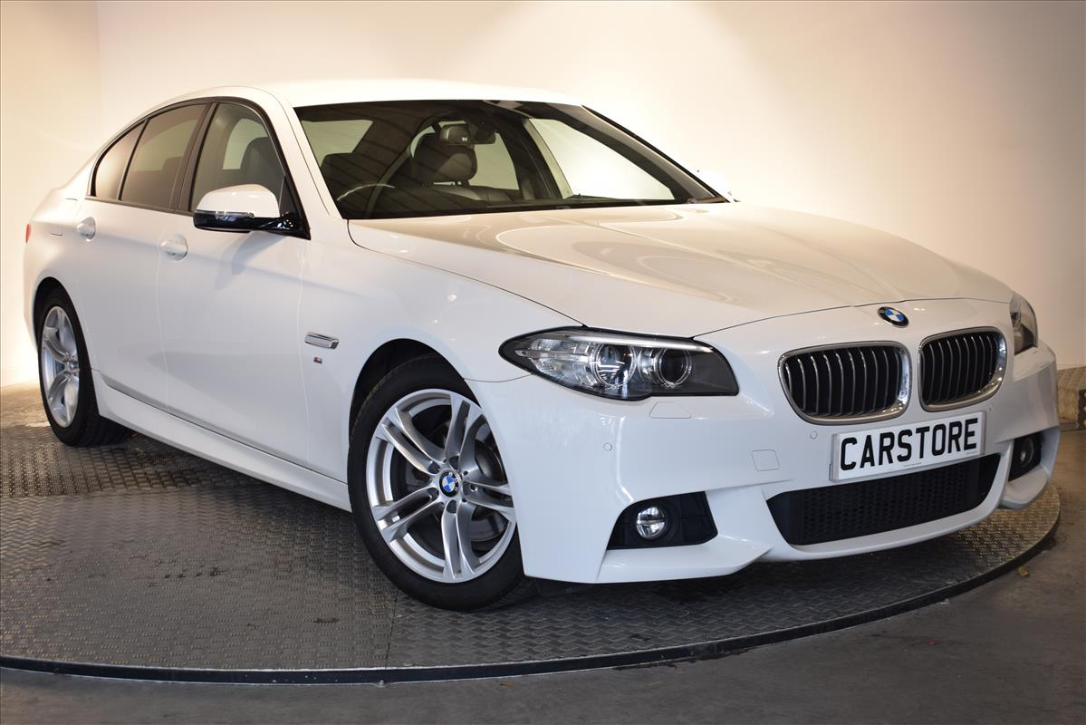 BMW 5 Series: Activationdeactivation